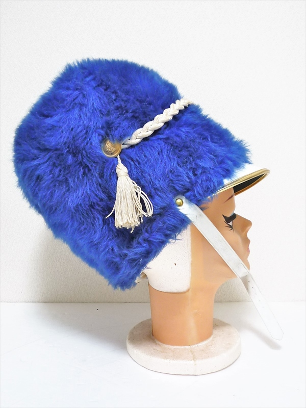 70's Fruhauf Uniforms Inc Marching Band Hat