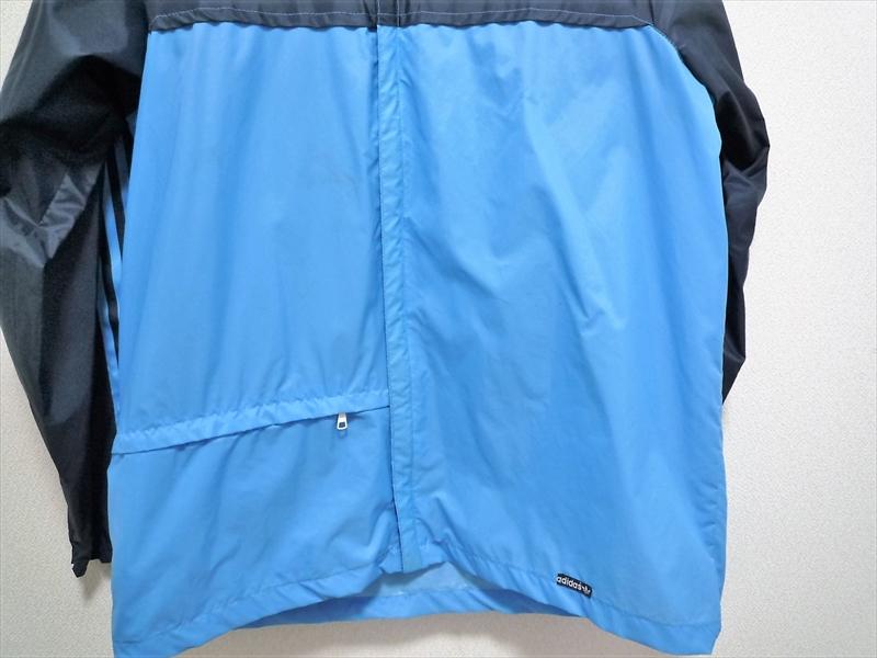 70〜80's adidas チュニジア製 ナイロンジャケット