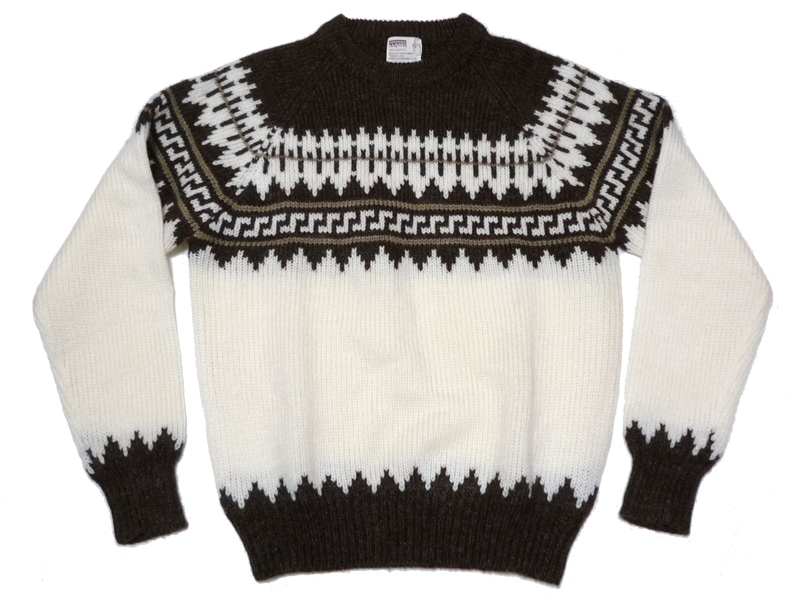 70's モンゴメリーワード セーター