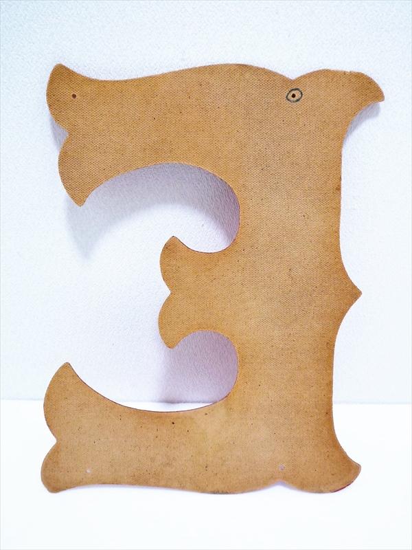 60〜70's NOEL アルファベット文字 セット