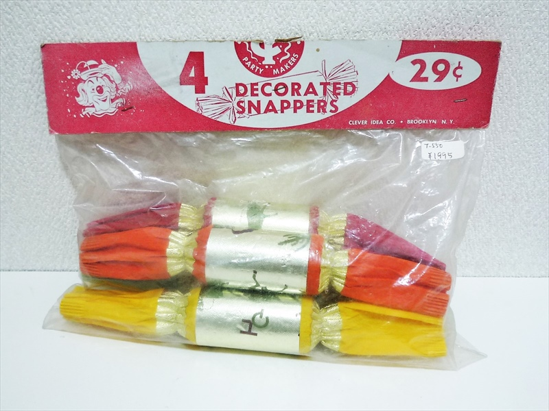 60's DECORATED SNAPPERS パーティーデコ