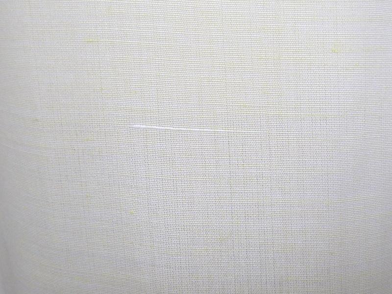花柄刺繍 チュニック クリーム色
