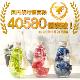 【定額レンタル】2か月/12本コース ハーバリウム しずく瓶 角瓶 ピンク グリーン ブルー