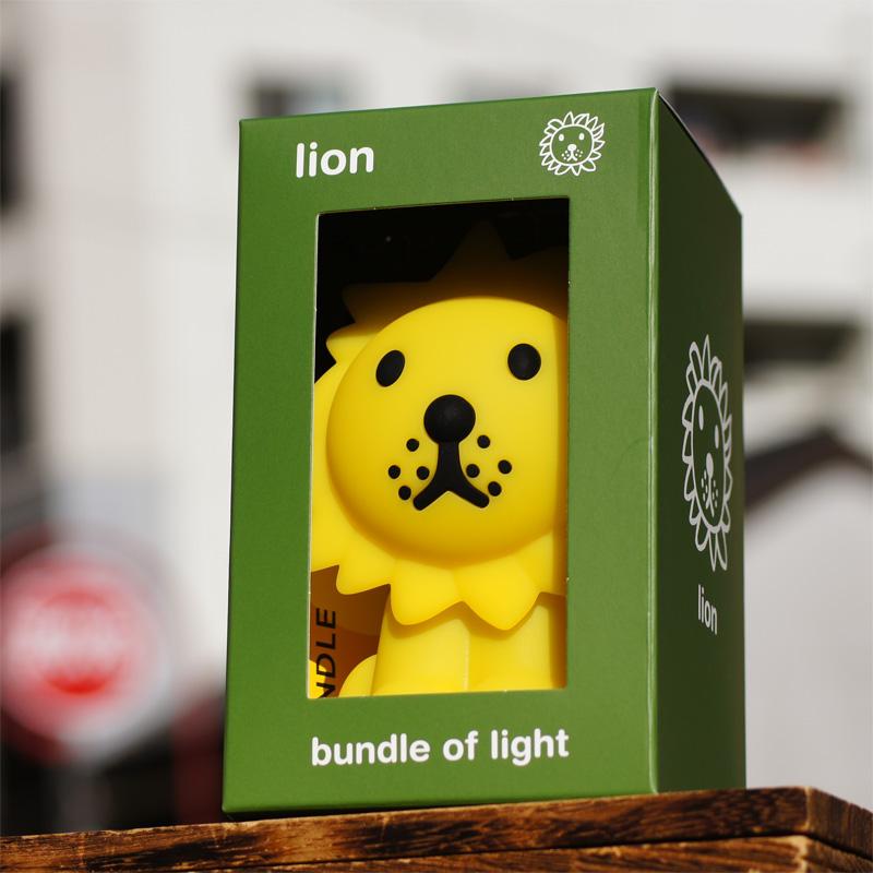 [MM-009L] Mr.Maria Bundle of Light Lion [miffy][Dick Bruna]