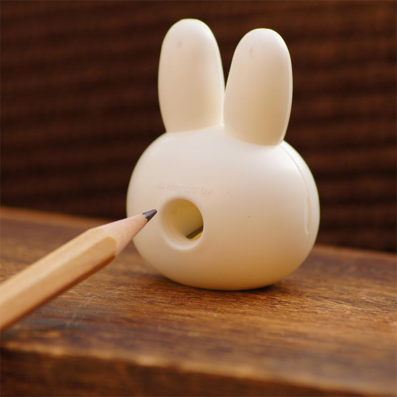 [MF619] ミッフィー おかお型鉛筆削り [miffy][Dick Bruna]