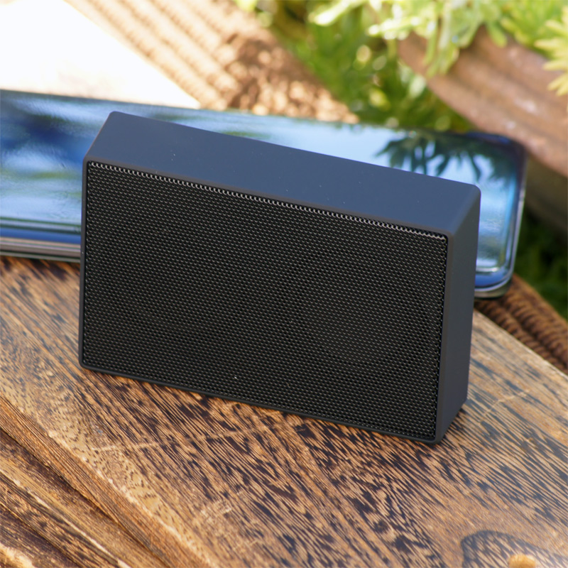 [MF-201BK] Bluetooth接続 ワイヤレススピーカー ミッフィー オータムカラー 水玉ブラック [miffy][Dick Bruna]