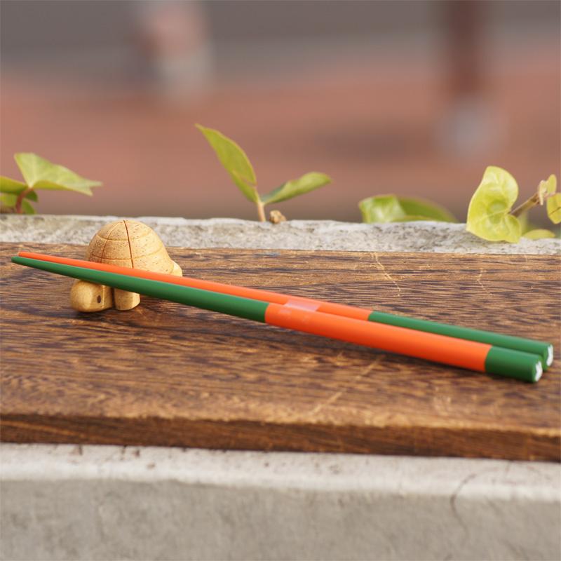 [208573] ブルーナ・アニマル 木製箸置き かめ [miffy][Dick Bruna]