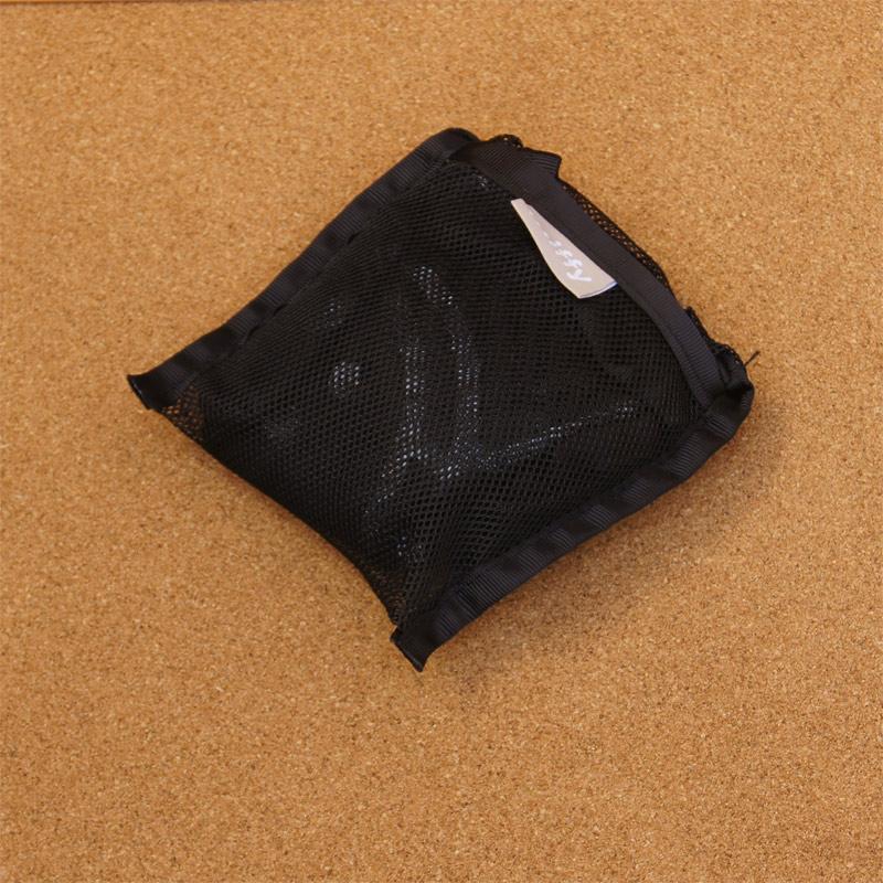 [1856] 折り畳みメッシュエコバッグ ミッフィー ブラック [miffy][Dick Bruna]