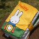 [5865000500] ディック・ブルーナ えほんクッション ミッフィー たべもの図鑑 [miffy][Dick Bruna]