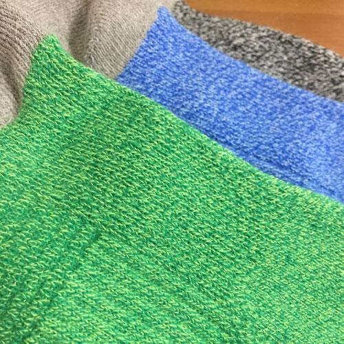 「アンクルソックス」 炭ソックスTan-Tan【炭の靴下】 ■ SUMI yarn®