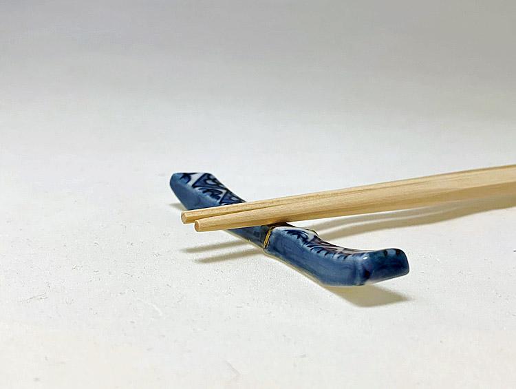 六角箸24cm [吉野桧]箸 柾目九寸 六角片らんちゅう 100膳 ■大月商店