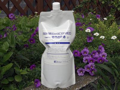 強力エコ洗剤 多目的洗浄剤 パワフル emaRa エマラ 詰め替え用1L ■エヌジェイ