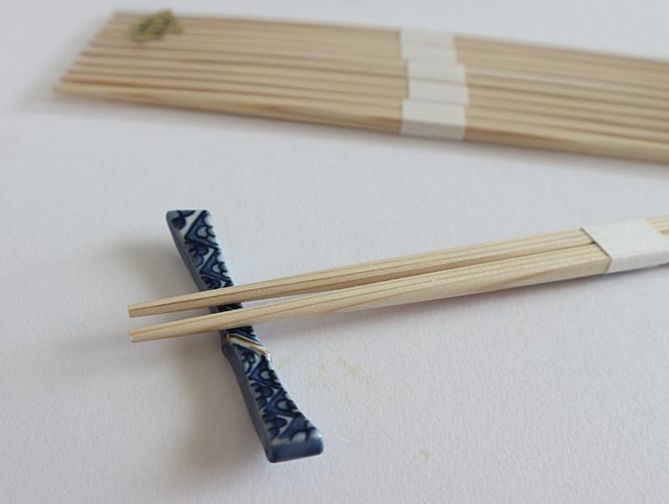 卵中箸26cm 吉野杉箸 柾目五分長 らんちゅう100膳 ■大月商店