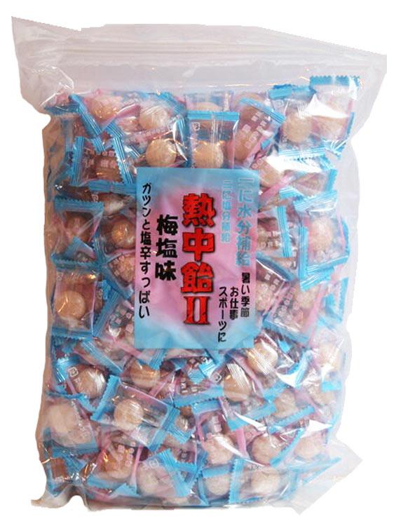 熱中飴 業務用1kg×10袋 熱中対策 塩飴 ■井関食品