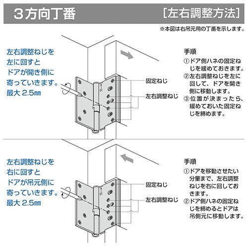 DR61CK:トップオーバルドア (ガラス入りタイプ)