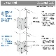 DR61EK:トップオーバルドア (ガラス入りタイプ)