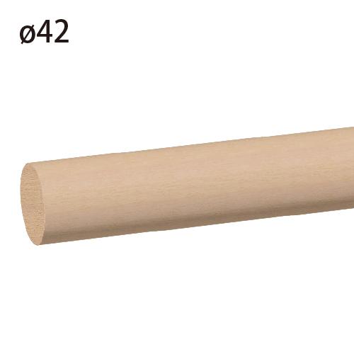 TZ02:トロンベンディ [φ42]  840mm (ブナ)