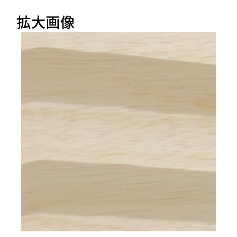 WWA72113AY:木製ウェーブモール 135×3650mm (D21)