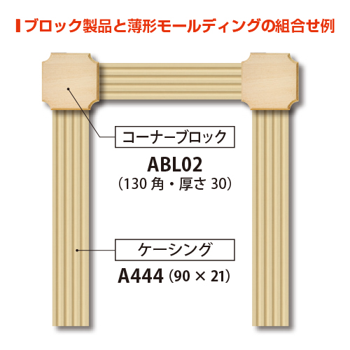 ABL02AY:早技サンメント 130×130×30mm (ブロック材)