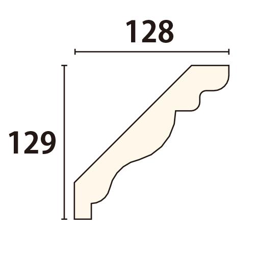 AS458S:早技サンメント すみ丸君 出隅材 [129×128] (アユース)