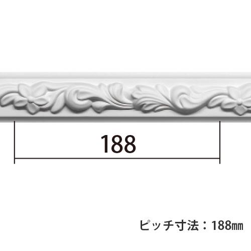 EB170:エレガンスPU製 [50×25] 2300mm