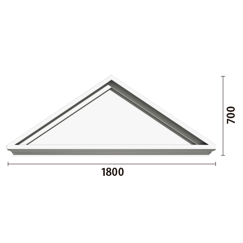 SLC14U:サンライトモール 1800×700mm T=65mm (ウレタン仕上げ/発泡スチロール)