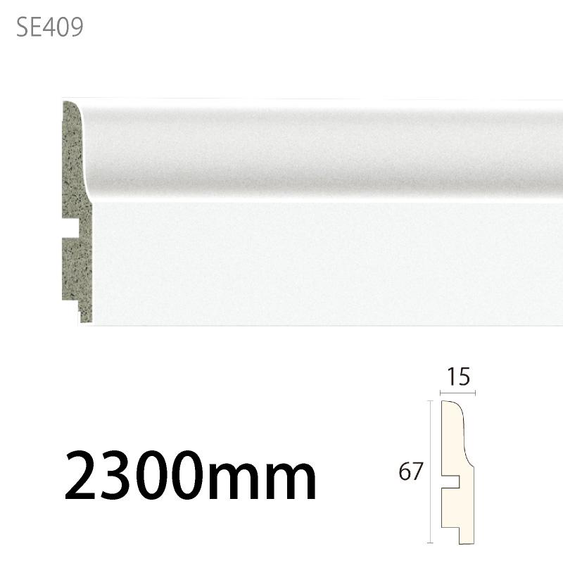 SE409:スィートエレガンス [67×15] 2300mm (硬質ポリスチレン)