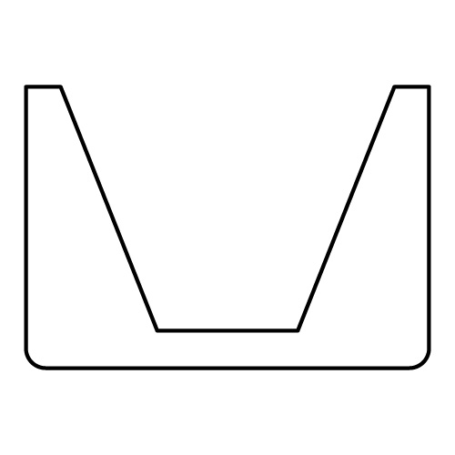 【NMGH1193】 化粧梁 ポリウレタン製 150×215×3000mm ※ご注文受付後送料別途見積