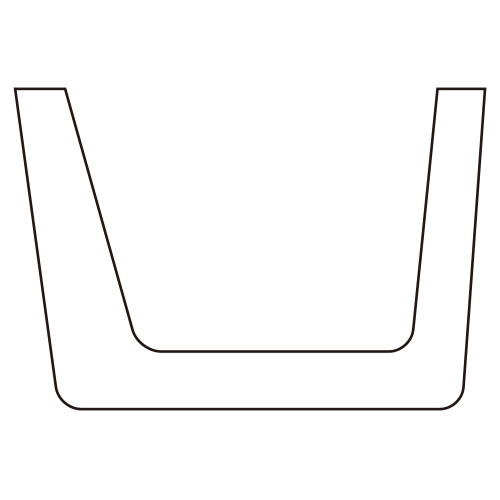 【NMGH1194】 化粧梁 ポリウレタン製 150×215×3000mm ※ご注文受付後送料別途見積