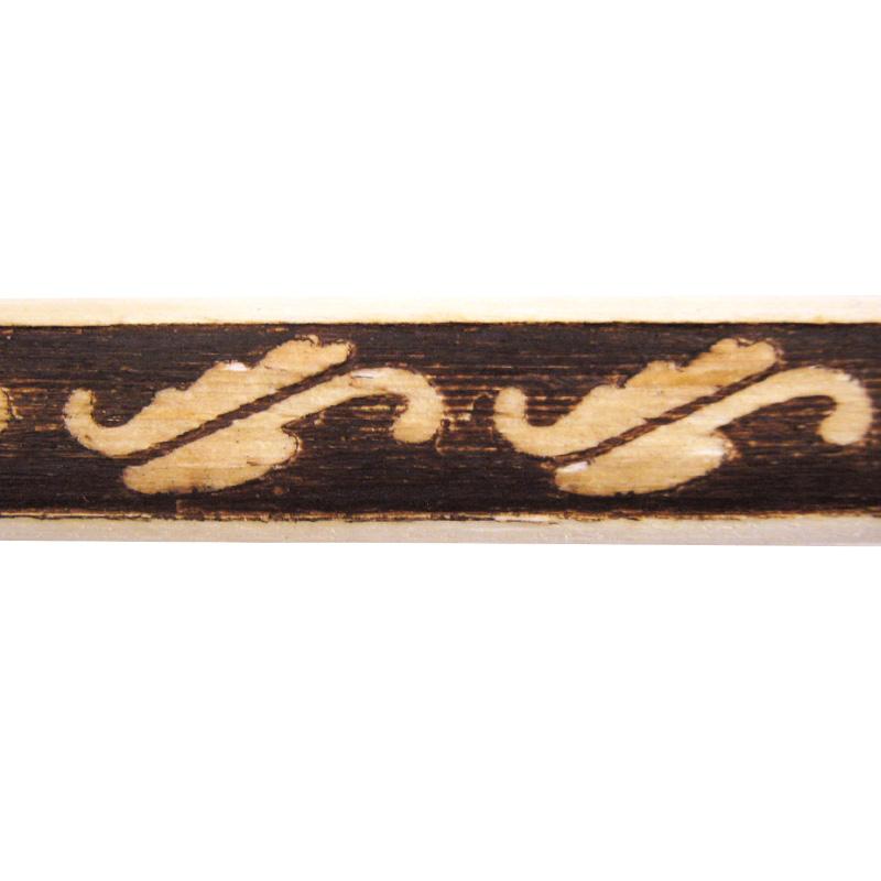【NSLM003M】サンスライト(高さ・厚み・長さ 21×4×2100mm)モールディング 天然木製 ※完売販売終了20200422