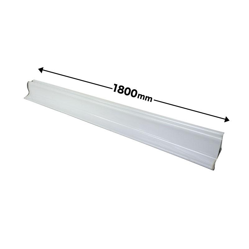 NDZB1800 スチール製装飾パネル 3Dジン用スチール製フレーム 長さ:1800mm