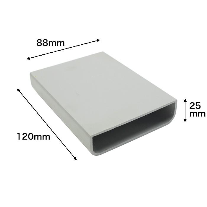 【NUD040J】ウルトラドレイン ジョイント 88×120×25mm