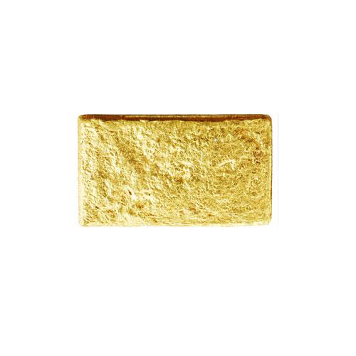 NEB004S12 軽量ブリックタイル・レンガ ポリウレタン製 内装用 ゴールド Sサイズ 135×75×9mm 12枚セット