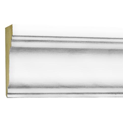 10%割引アウトレット モールディング 木製/表面シートラッピング 廻り縁・チェアレール メイプル色 60×30×3600mm [NRWR199A]