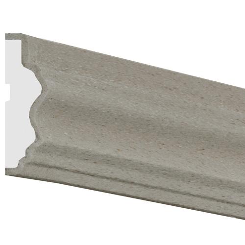 硬質ポリスチレン製モールディング 廻り縁 塗装済 87×25×2000mm 【ゴールデンモールハード NLB103】