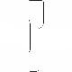 硬質ポリスチレン製モールディング 廻り縁 塗装済 132×24×2000mm 【ゴールデンモールハード NLB107】