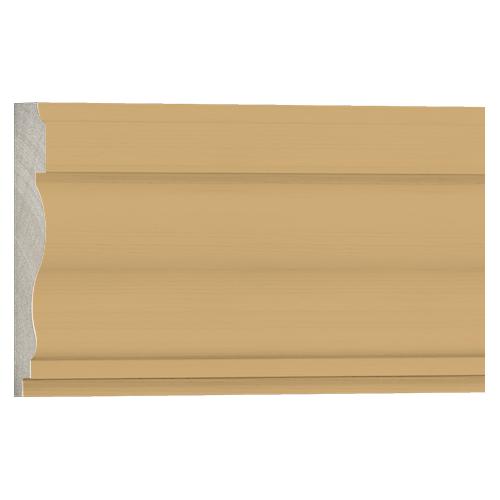 10%割引アウトレット モールディング 木製/表面シートラッピング 廻り縁・チェアレール ビーチ杢色  120×30×3600mm [NRWR264B]