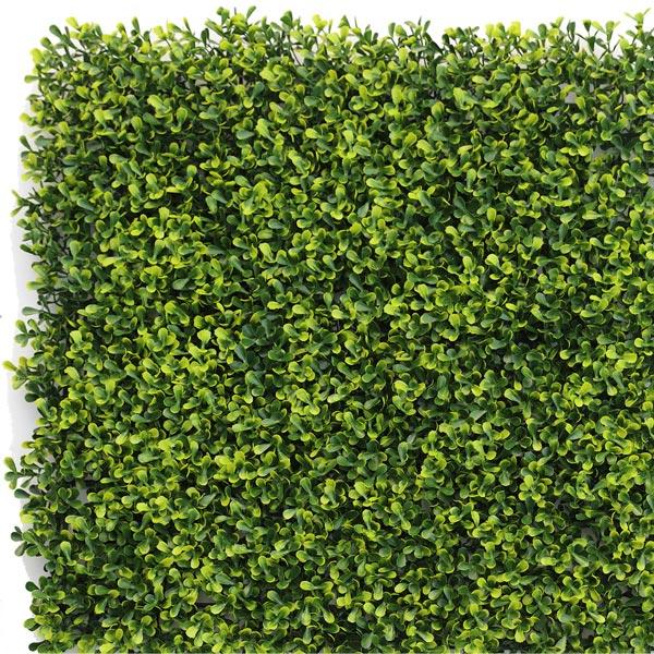 NIG104|フェイクグリーンウォール 人工観葉植物 Pittoso 100×100cm ※ご注文受付後送料別途見積