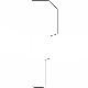 硬質ポリスチレン製モールディング 廻り縁 塗装済 70×20×2000mm 【ゴールデンモールハード NLB101】