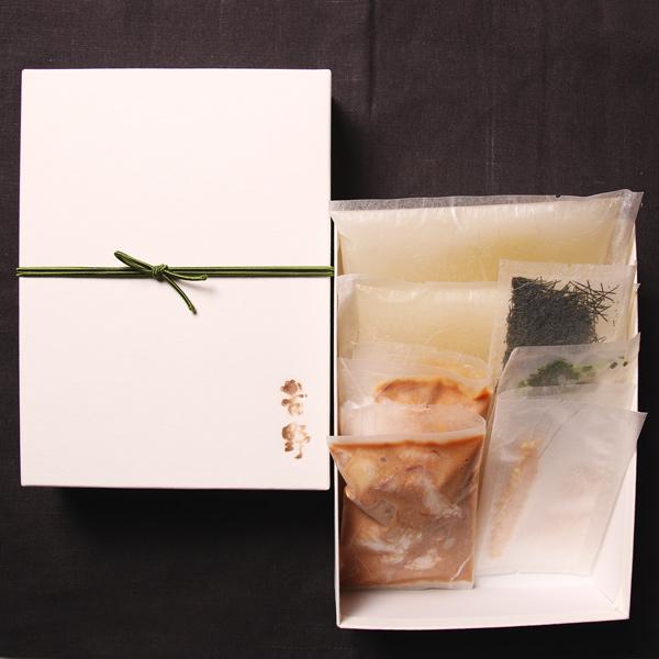 「吉野」鯛茶漬けセット(2食分)
