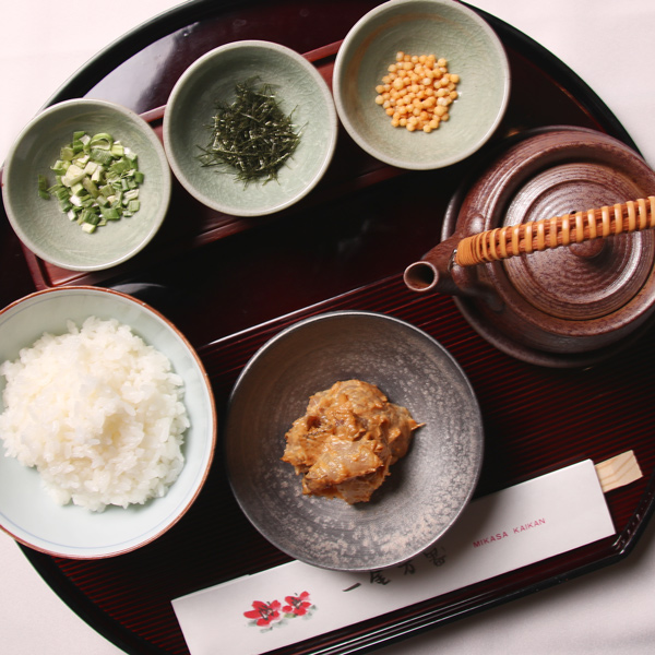 【宅配】吉野の鯛茶漬けセット(2名様分)