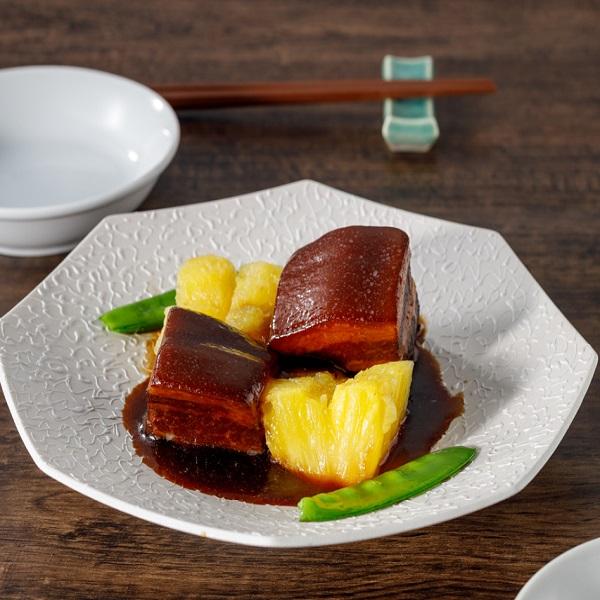 「秦淮春」 皮付き豚の角煮(トンポウロウ)