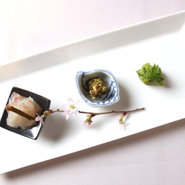 【宅配】近藤料理長の 「吉野」 春の特別コ-ス(2名様分)