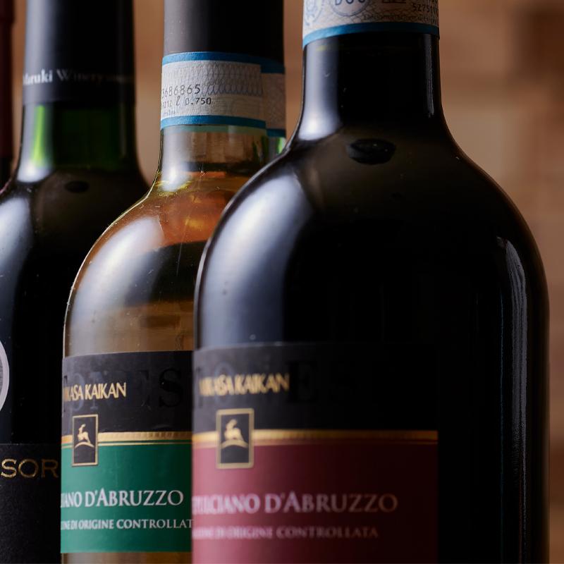 三笠会館ハウスワイン[オルトネーゼ]イタリア産(1本)
