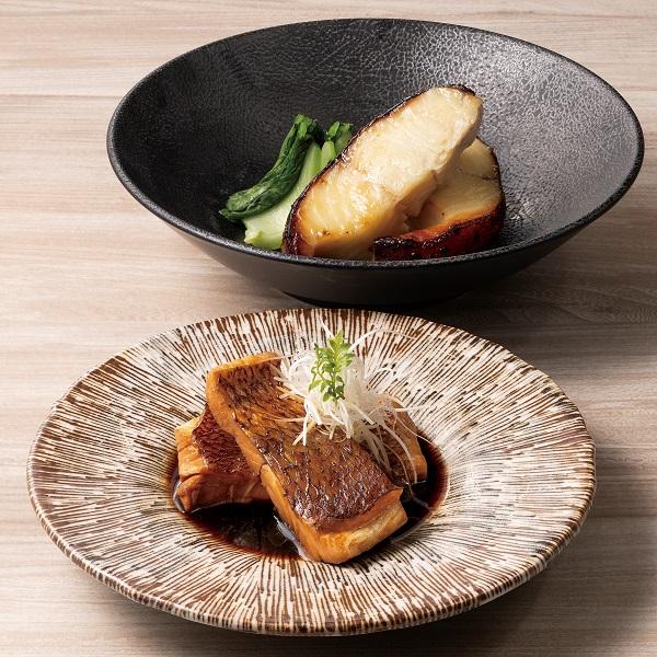 【缶詰商品】「吉野」煮魚缶詰2種セット