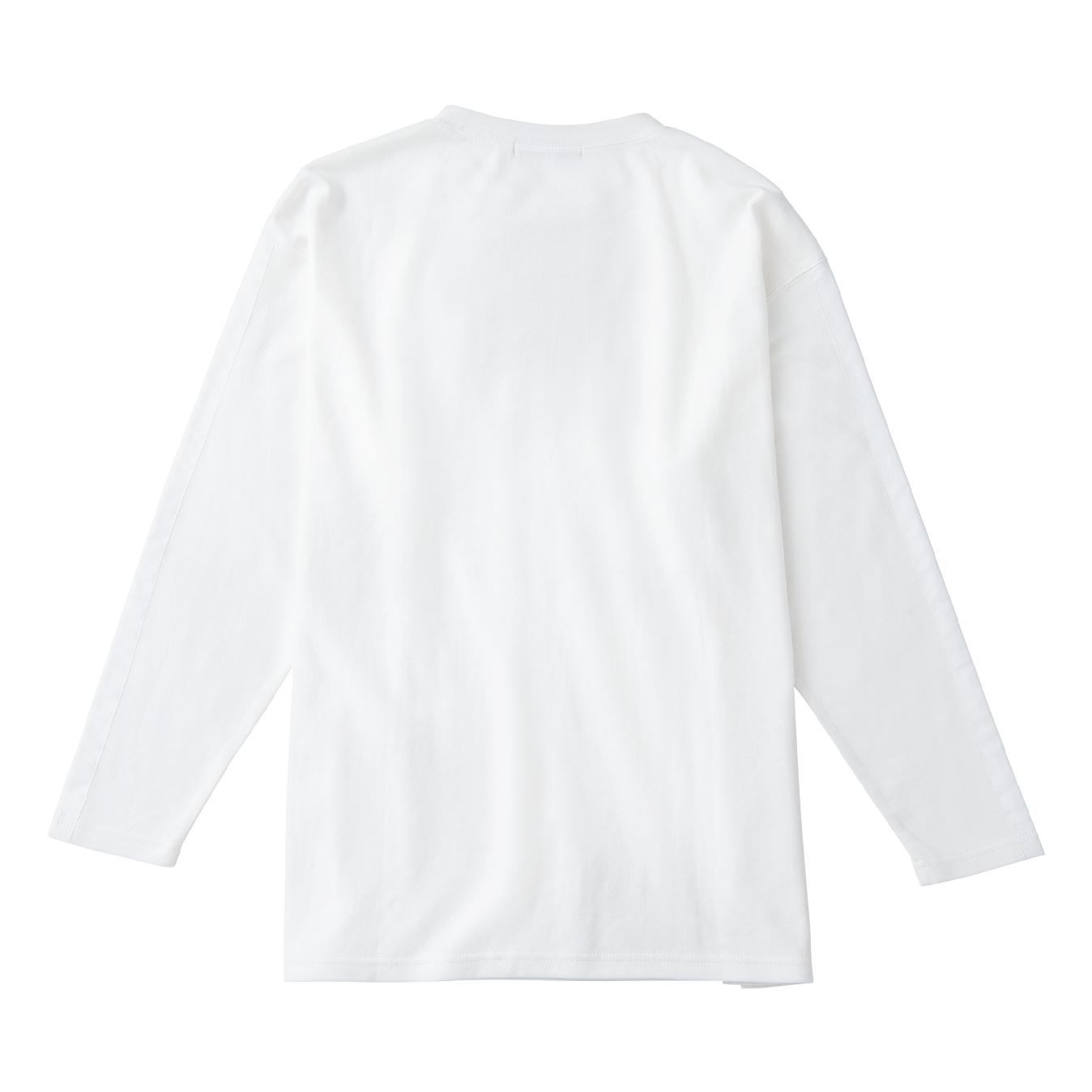 【景井ひなコラボモデル】 長袖ロゴTシャツ