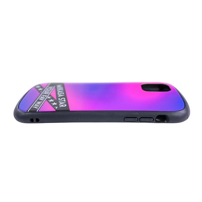 iPhone 11 Pro 対応ハイブリッドガラスケース
