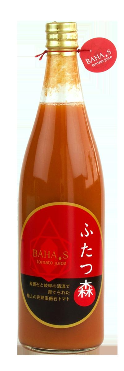 ふたつ森トマトジュース_レギュラー_720ml_大瓶