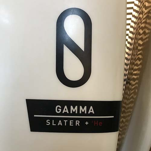 【FIREWIRE】ショートボード GAMMA 5'8