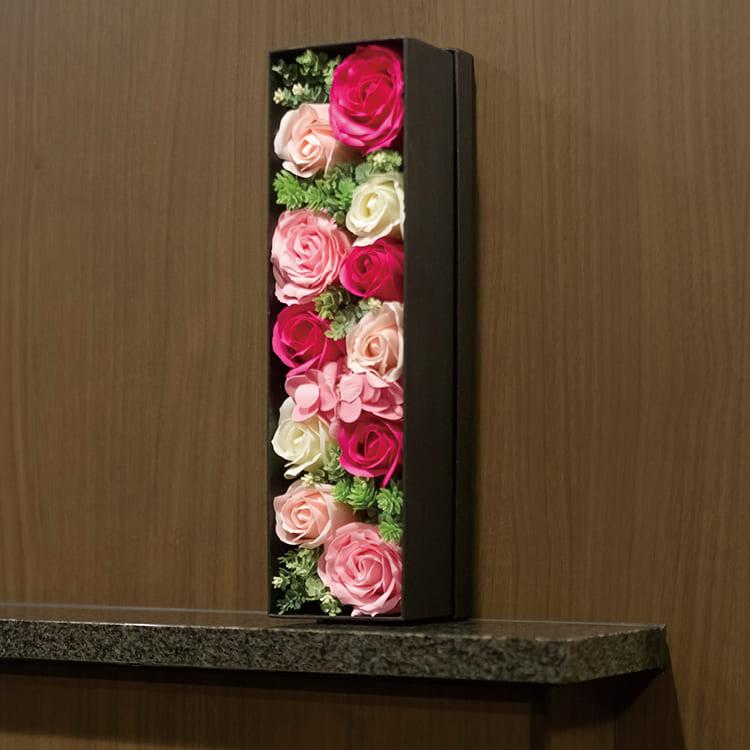 NEWスリムボックス ●Mサイズ ピンク